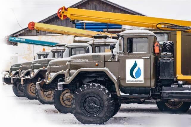 sliders burenie 11 Обслуживание систем водоснабжения